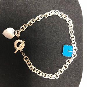 "Tiffany & co necklace 14"", 925"
